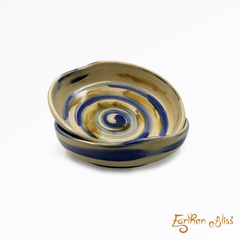 Ceramic Bowl by Earthenbliss